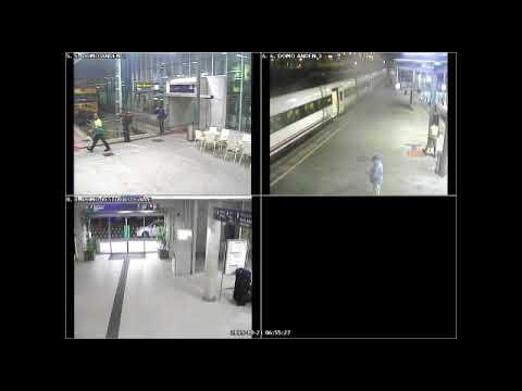 """Así actuaba o """"depredador sexual"""" que buscaba vítimas no tren de Vigo a Pontevedra"""