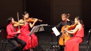 joseph haydn string quartet in b flat major op 76 no 4 sunrise music menlo 2015