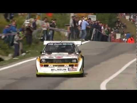Walter Rohrl Audi S1