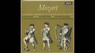 Silent Tone Record/モーツァルト:クラリネット協奏曲,フルートとハープのための協奏曲/アルフレート・プリンツ,カール・ミュンヒンガー/クラシックLPサイレント・トーン・レコード