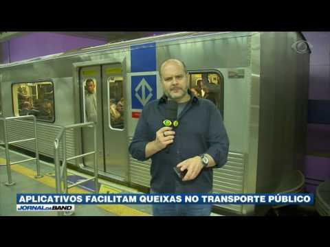 Aplicativos agilizam comunicação de passageiros de ônibus