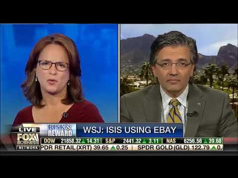 I react to news that ISIS is using EBay and PayPal to send cash to terrorist in U.S. | AIFD
