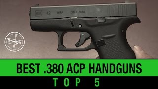 Top 5 Best 380 ACP Handguns thumbnail