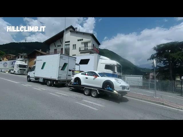 Paddock 50° Trofeo Vallecamonica