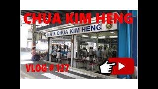Chua Kim Heng Restaurant Bangkok Thailand