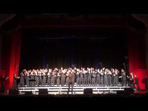 Iindonga zaJeriko - World Music Festival 2017 - Chicago Children's Choir - Voice of Chicago