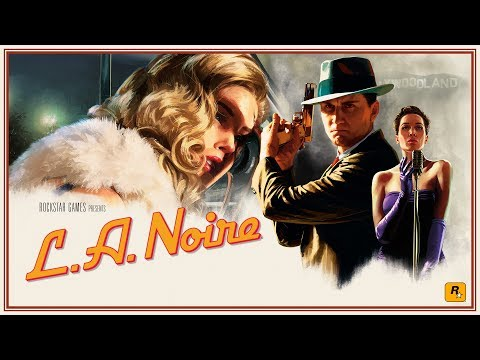 L.A. Noire: The VR Case Files Youtube Video