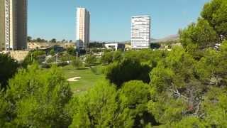 Квартиры в Бенидорме, ОГРОМНЫЙ КРЕДИТ, новые дома НЕДАЛЕКО ОТ МОРЯ, SPAINTUR
