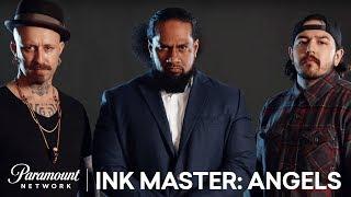 The Biggest Little City in the World: Elimination Tattoo Sneak Peek | Ink Master: Angels (Season 2)