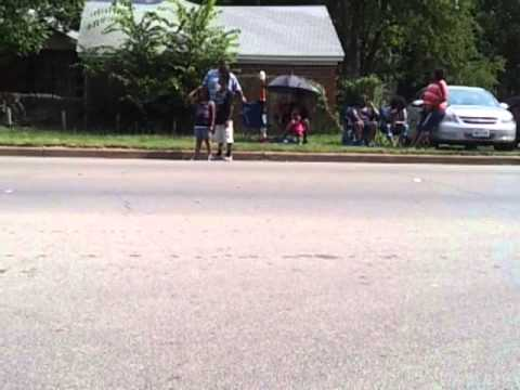 Juneteenth parade 2013 Tyler,tx
