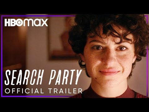 Search Party Season 4 | Official Trailer | HBO Max