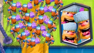 Funny Moments & Glitches & Fails | Clash Royale Montage #78