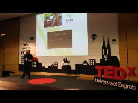 Optimistični tehnološki futurizam: Ivan Voras at TEDxUniversityofZagreb