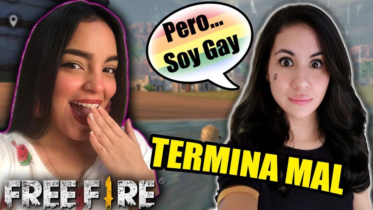 LE CONFIESO A MI AMIGO QUE ME GUSTA Y DESCUBRO QUE ES GAY *termina mal* |FREE FIRE!!
