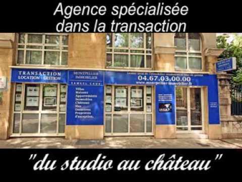Book de vente de l'agence Montpellier Immobilier