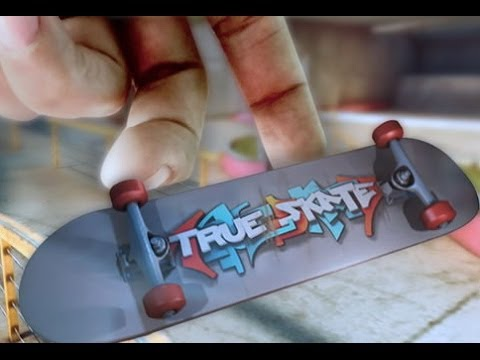 True Skate - Симулятор скейтборда на Android ( Review)