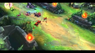 A Very Satisfying League of Legends Video.
