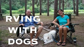 Gambar cover What It's Like to RV with Dogs   Full Time RVing