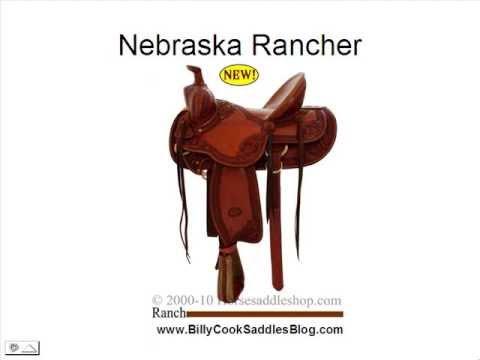 Billy Cook Saddles  Billy Cook Saddlery  High Quality Horse Saddles