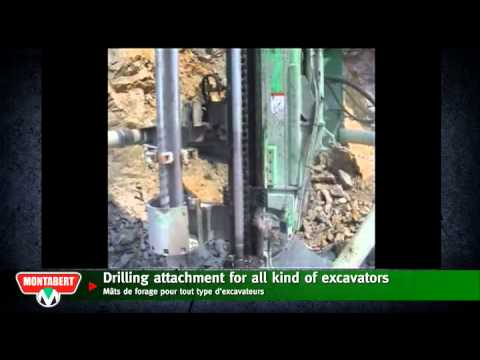 Cat® Hammer Work Tool Attachment for Loader Applications from YouTube · Duration:  38 seconds