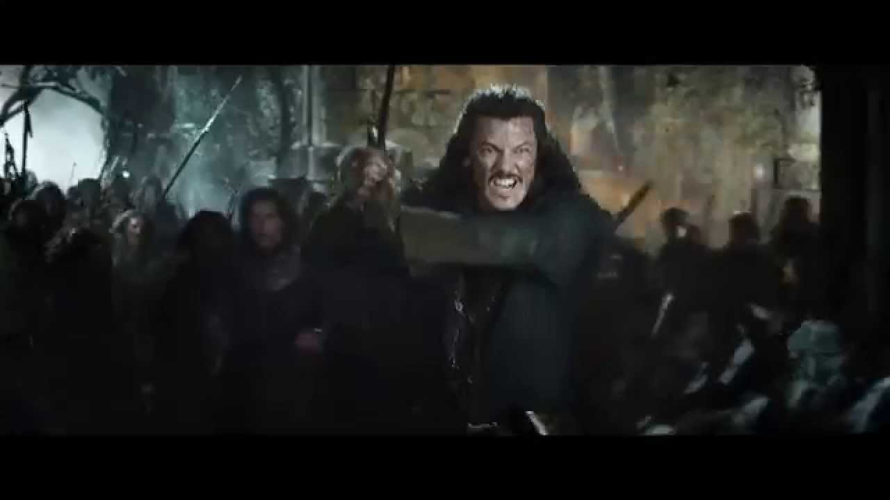 THE HOBBIT:THE BATTLE OF THE FIVE ARMIES (Η ΜΑΧΗ ΤΩΝ ΠΕΝΤΕ ΣΤΡΑΤΩΝ) - Teaser Trailer (Greek Subs)