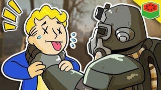 PVP RAID BOSS | Fallout 76 - The Dream Team