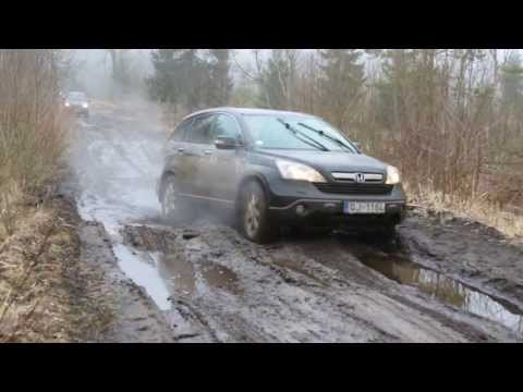 Honda CRV 2012 Hard Off-Road