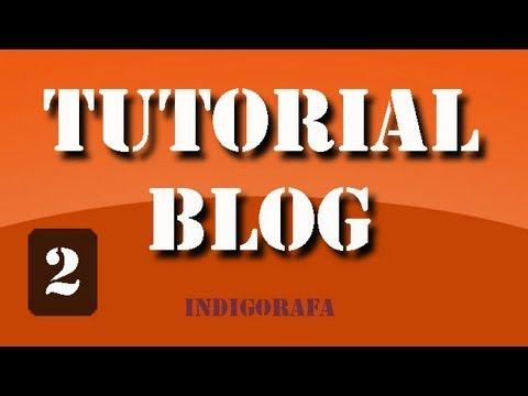 Tutorial Blog (Cap. 2) Entradas y Artículos