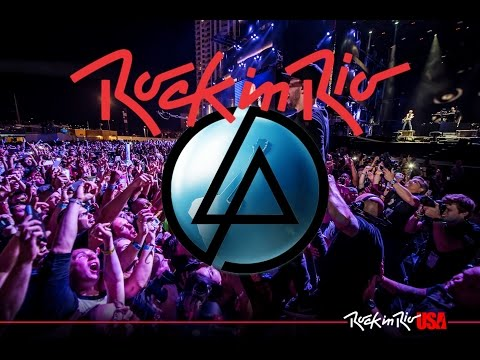 Linkin Park Live Rock in Rio USA 2015