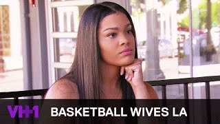 Basketball Wives LA | Mehgan James and Jackie Christie Clear The Air | VH1