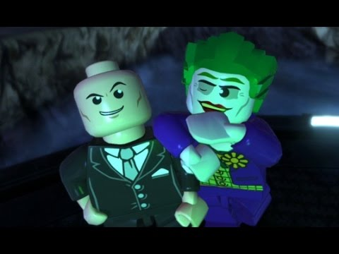 LEGO Batman 2: DC Super Heroes Walkthrough - Chapter 7 - Detective Work