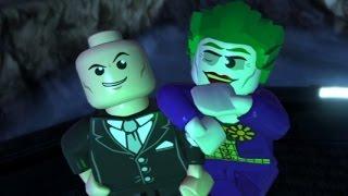 LEGO Batman 2: DC Super Heroes Walkthrough - Chapter 7 - Detective Work