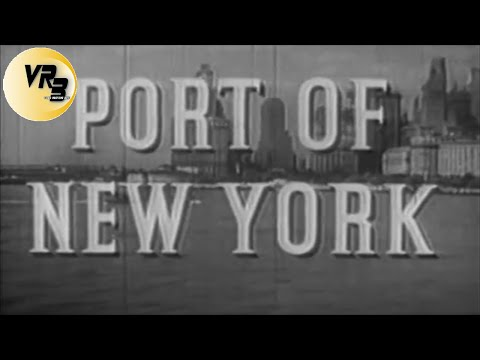Port of New York - restored by VRB (Film-Noir, Drama 1949)