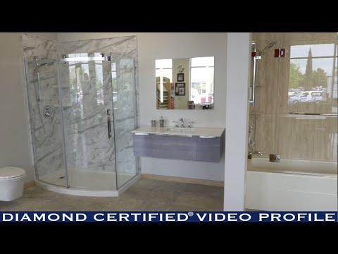 Schicker Luxury Shower Doors Inc Diamond Certified
