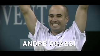 US Open Tennis 50 for 50: Andre Agassi, 1994 and 1999 Men's Singles Champion