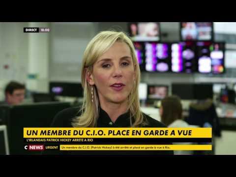 Canal News / CNEWS - Maquette Générique et Newsbar (FICTIF)