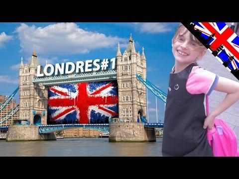 [VLOG] 1er Jour à Londres, petite visite - Studio Bubble Tea visiting London 1st day