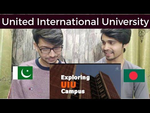 Pakistani Boys React To United International University Bangladesh 🇧🇩