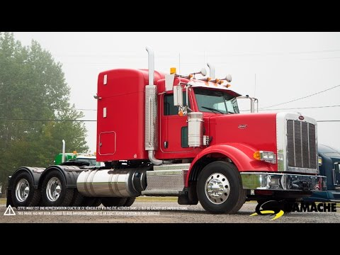 Peterbilt Truck For Sale >> 2013 PETERBILT 367 TRUCK FOR SALE - YouTube