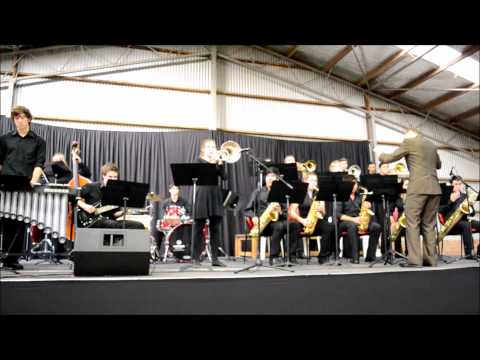 Frankston High School S. Stage Band - In a Sentimental Mood