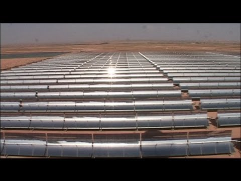euronews hi-tech - Morocco makes renewable energy progress while the sun shines