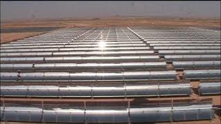 euronews hi-tech - Morocco makes renewable energy progress while the sun shines