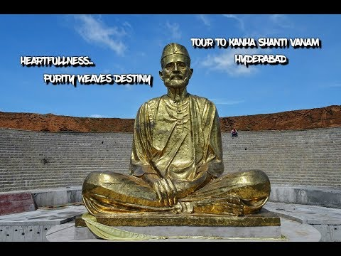 Learn to Meditate | Kanha Shanti Vanam | Hyderabad