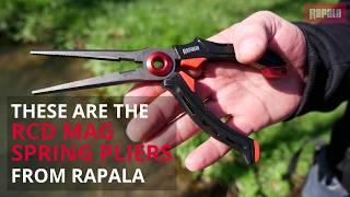 Rapala RCD Mag Spring Pliers video