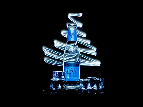 DIY product photography at home - light painting product photography tutorial