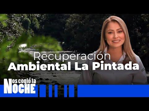 Concesión La Pintada Le Apuesta A La Recuperación Ambiental - Nos Cogió La Noche