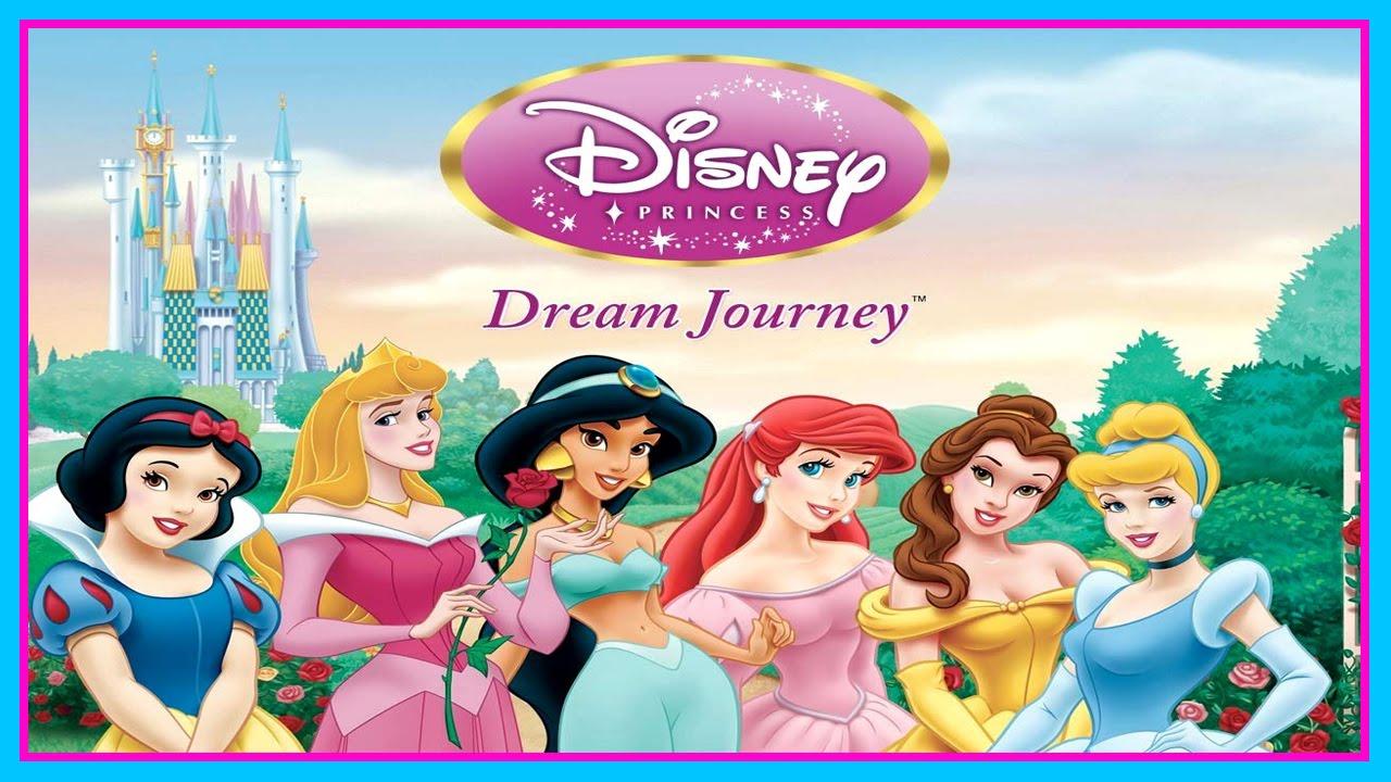 disney princess game for kids the princess journey youtube