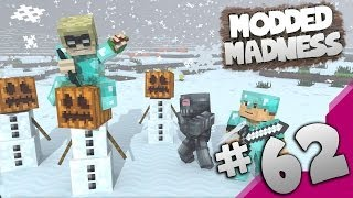 Minecraft: HUMAN GRINDERS! - Modded Madness #62 (Yogscast Complete Pack)