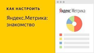 Яндекс.Метрика: знакомство