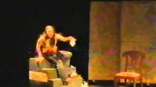 Struck with Lucidity by Sawsan Darwaza مسرحية مصابة بالوضوح